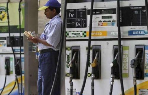 GST on petrol, diesel