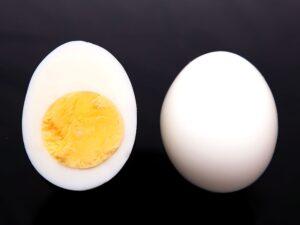 Boiled Eggs: Hard boiled Eggs Don't Last For Hours