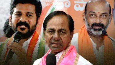 Telangana Politics : కేసీఆర్ పై పోరాటం: టీ బీజేపీ vs టీ కాంగ్రెస్.. ఎవరు ముందు?