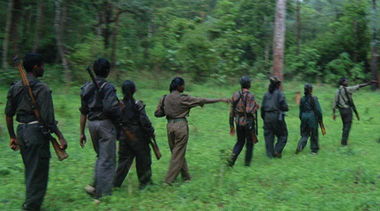 Maoists: Many Members of Dandakaranya Samiti Surrendered