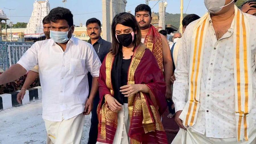 Samantha Ruth Prabhu: Did Samantha breakup with Naga Chaitanya