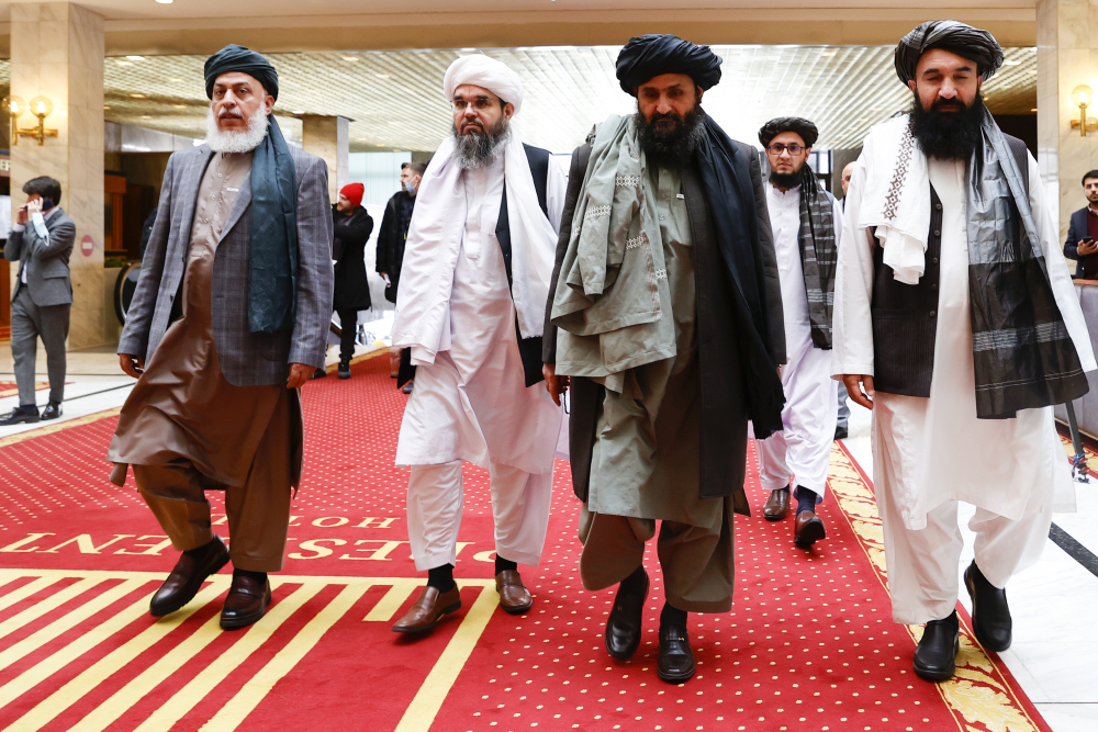 Taliban: China and Pakistan Leading The Taliban Government