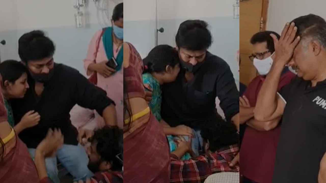 Actor Uttej: Wife Dies in Hyderabad. Chiranjeevi, Prakash Raj Pay Condolences